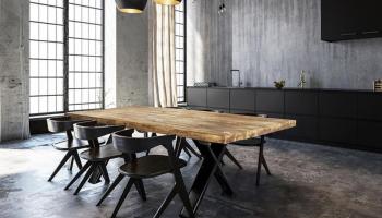Tot 81% Korting Woodcraft Indonesisch Hout Eettafel voor vanaf €219,99 bij Vouchervandaag