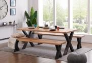 Tot 58% Korting Feel Furniture Eetkamertafels, Eetkamerbanken, Bartafels en Barkrukken bij iBOOD