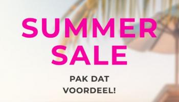 Tot 60% Korting op 220 producten tijdens de End of Summer Sale bij DeSexShop