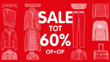 Tot 60% Korting op 693 producten met Sale bij ANWB