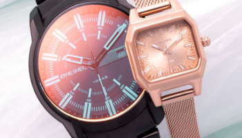 Tot 67% Korting op 119 Diesel Horloges, Smartwatches en Sieraden voor vanaf €17 bij Zalando Lounge