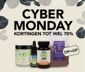 Tot 70% Korting + Gratis verzending met Cyber Monday bij Holland & Barrett