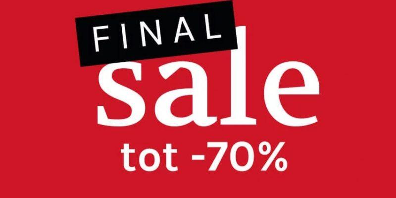 Tot 70% Korting op 1158 items met Final Sale bij Suitable