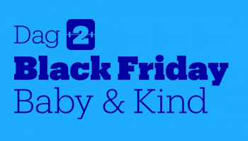 Tot 70% Korting op Baby en Kind met Black Friday 2020 Dag 2 bij Bol