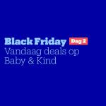 Tot 70% Korting op Baby en Kind met Black Friday Day 2 bij Bol.com