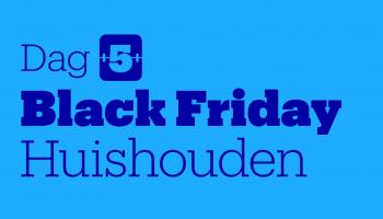Tot 70% Korting op Huishoudenmet Black Friday 2020 Dag 5 bij Bol.com