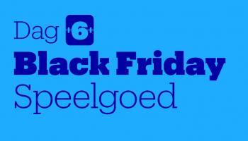Tot 70% Korting op Speelgoed met Black Friday 2020 Dag 6 bij Bol