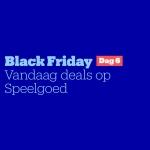 Tot 70% Korting op Speelgoed met Black Friday Day 6 bij Bol.com
