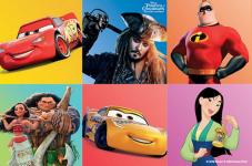 Tot 72% Korting op Disney films en optioneel 40% kortingscode op Disney T-shirts bij Zavvi