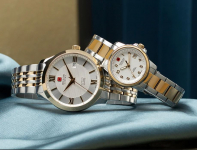 Tot 74% Korting op Swiss Military Hanowa Dameshorloges en Herenhorloges voor vanaf €65 bij Zalando Lounge
