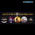 Tot 75% Korting met WB Games Black Friday Sale bij GamersGate