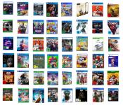 Tot 80% Korting met 3 = 2 op 417 PS5, PS4, XSX, X1 en PC Games bij Amazon DE