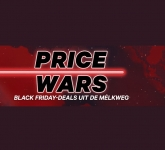 Tot 85% Korting met Price Wars Black Friday bij Groupon