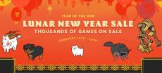 Tot 90% Korting Chinees Nieuwjaar Sale bij Steam