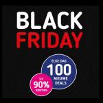 Tot 90% Korting met Black Friday 10 Daagse bij Koopjedeal