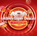 Tot 90% Korting met Singles Day Global Shopping Festival bij Joybuy