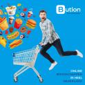 75% Korting €20 Butlon Online Supermarkt Waardebon voor €5 bij Groupon