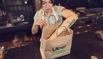 90% Korting op €10 Kortingscode Uber Eats voor €1 bij Groupon