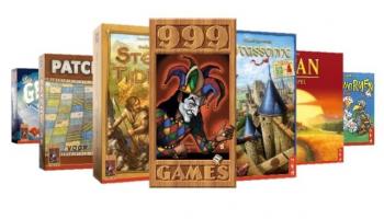 Gratis Spel t.w.v tenminste  €20 bij bestelling vanaf €20 bij 999 Games