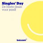 Tot 70% Korting met Singles Day 2019 bij Bol.com