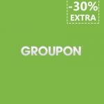 Tot 30% Extra korting met kortingscode op 5 Lokaal deals bij Groupon