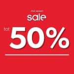 Tot 50% Korting met Mid Seaon Sale bij Wehkamp