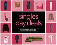 Tot 80% Korting met Singles Day 2020 bij Wehkamp