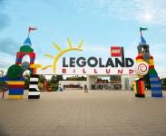 50% Korting Familieticket voor 1-2 dagen LEGOLAND Billund Denemarken voor vanaf €17 p.p.p.d bij Groupon