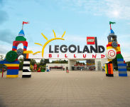 Tot 50% Korting Familieticket voor 1-2 dagen LEGOLAND Billund Denemarken voor vanaf €17 p.p.p.d bij Groupon