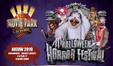 37% Korting Entreeticket voor Halloween Movie Park Germany voor €28,50 Actievandedag