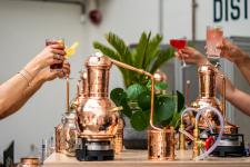 43% Korting Deluxe Distilleer Workshop @ Spirited Union Distillery Amsterdam voor €44,99 p.p. bij Groupon