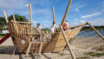 49% Korting weekend of midweek Oostappen Vakantiepark Prinsenmeer voor vanaf €79 p. verblijf bij Actievandedag