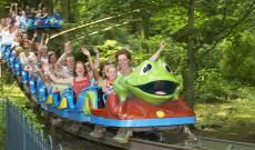 78% korting Bungalowtent op vakantiepark Duinrell in Wassenaar bij Actievandedag