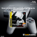 Win je aankoopbedrag terug: Sony PlayStation Classic bij DealsTracker