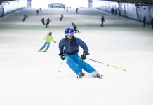€10 Korting Entreeticket SnowWorld 2 uur Skipas voor 24,50 bij AD Webwinkel