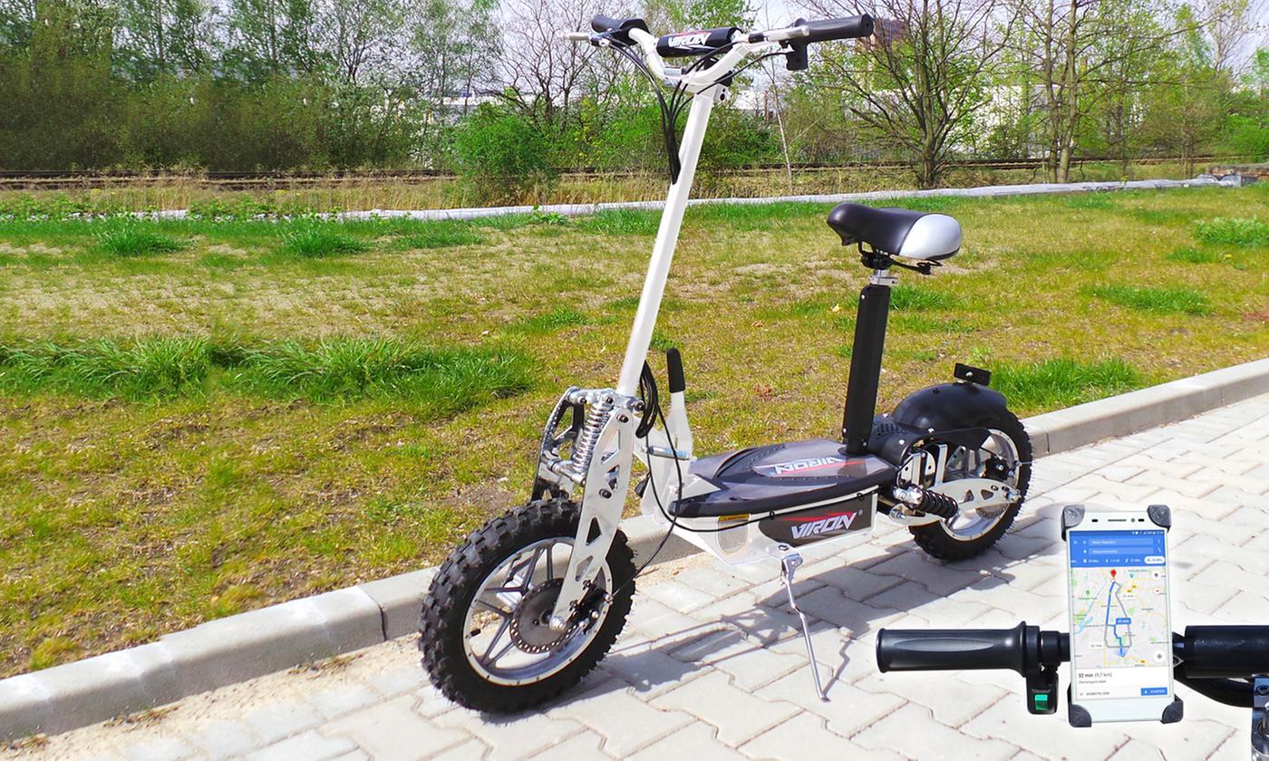 tot 36 korting viron elektrische scooters van 800 of 1000. Black Bedroom Furniture Sets. Home Design Ideas